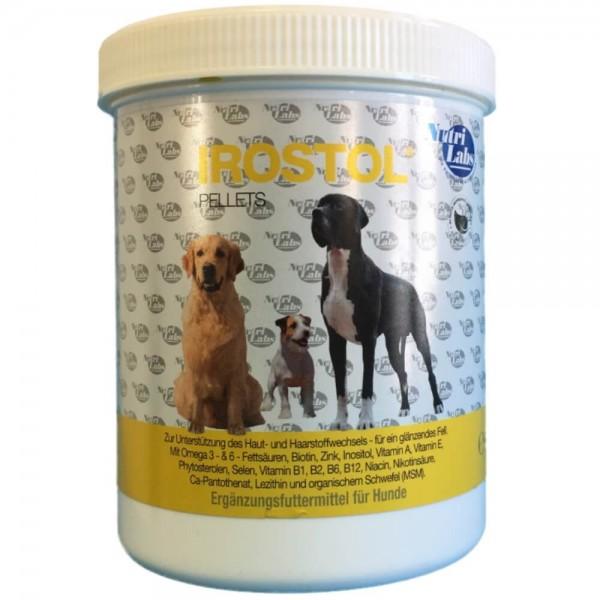 Nutri Labs Irostol Hund 500g Pellets