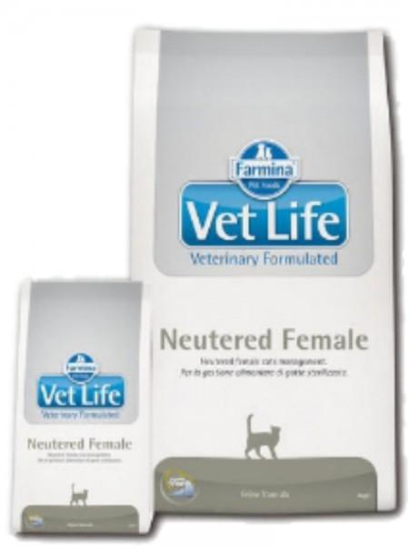 Farmina VetLife Cat Neutered female