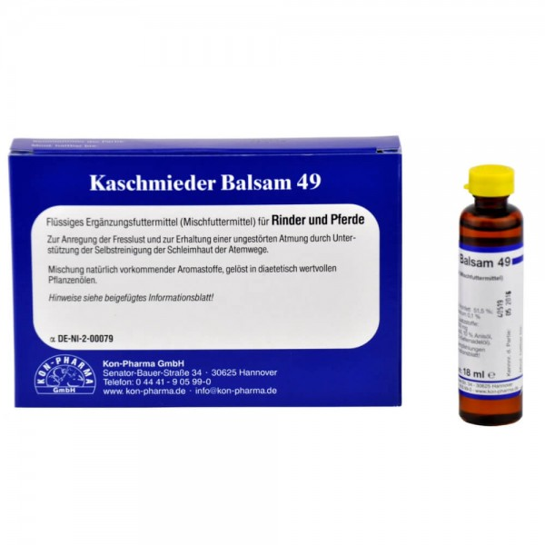 Kon-Pharma Kaschmieder Balsam 49KB