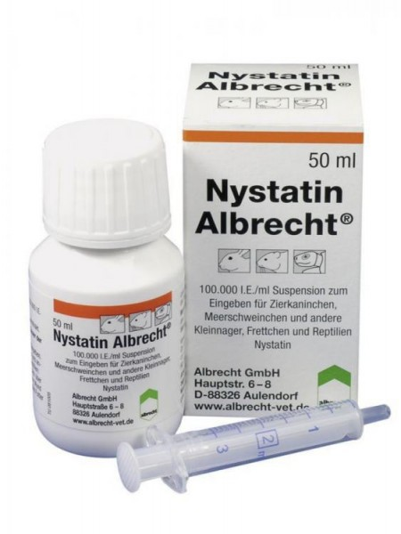 Nystatin Albrecht