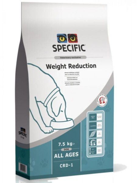 Specific CRD-1 Weight Reduction 13kg
