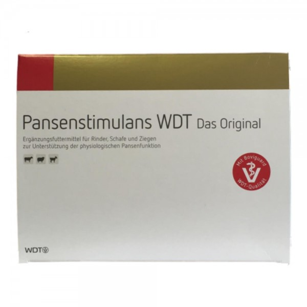 Pansenstimulans WDT