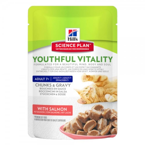 Hills Feline Adult Youthful Vitality