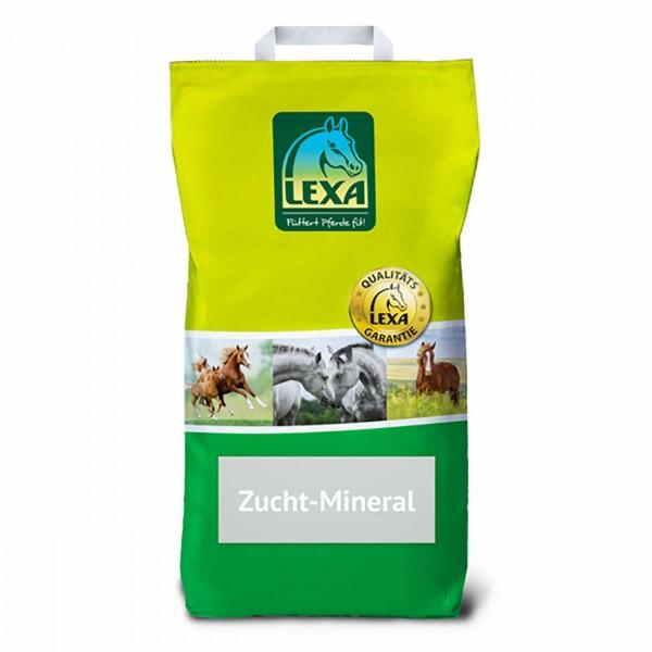 Lexa Zucht Mineral 9kg