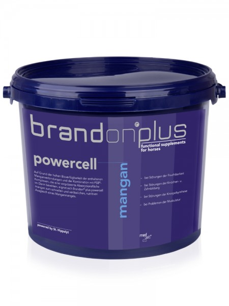 Brandon plus Powercell Mangan