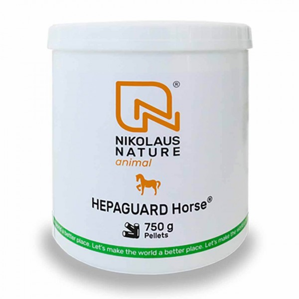 Orthovet Hepaguard Horse 750g