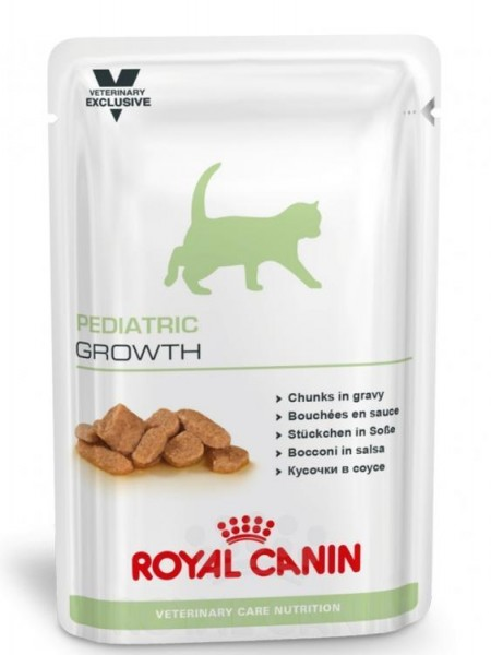 Royal canin Katze Pediatric Growth 48x100g