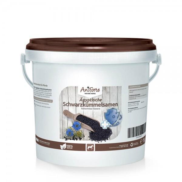 AniForte Pferd Ägyptische Schwarzkümmelsamen 1kg