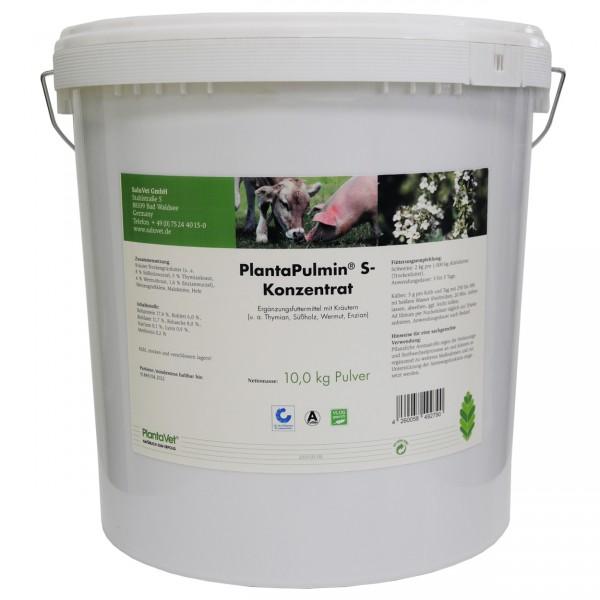 PlantaPulmin S-Konzentrat 10 kg
