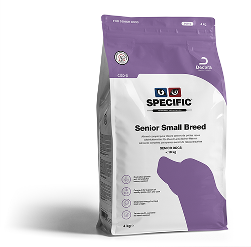 Specific CGD-S Senior small breed 4kg