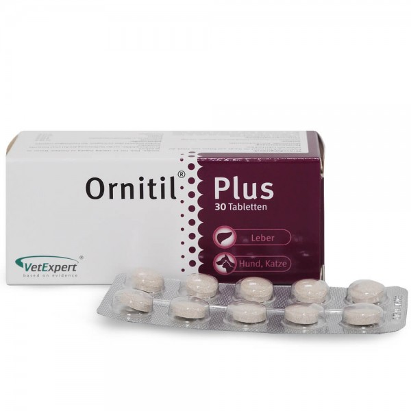 Vetexpert Ornitil Plus 30 Tab