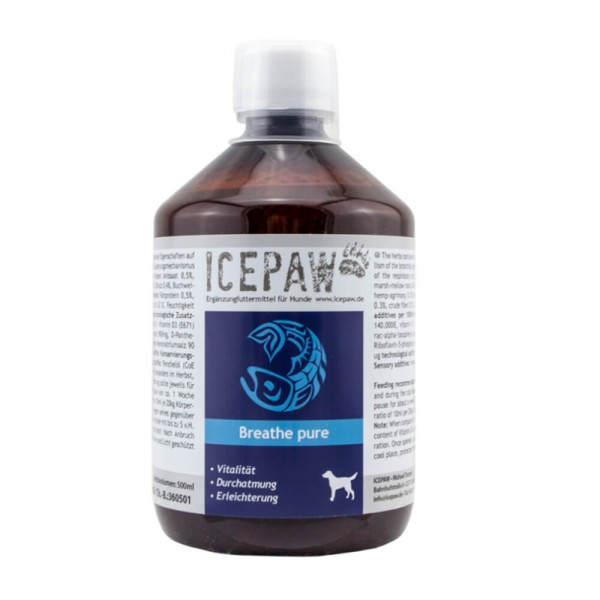 Icepaw Breathe pure 500ml