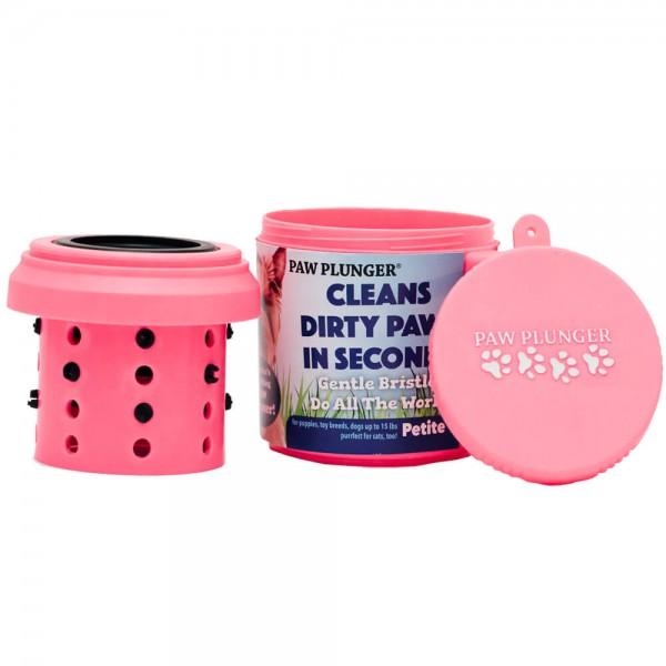 Paw Plunger Pfotenreiniger S pink