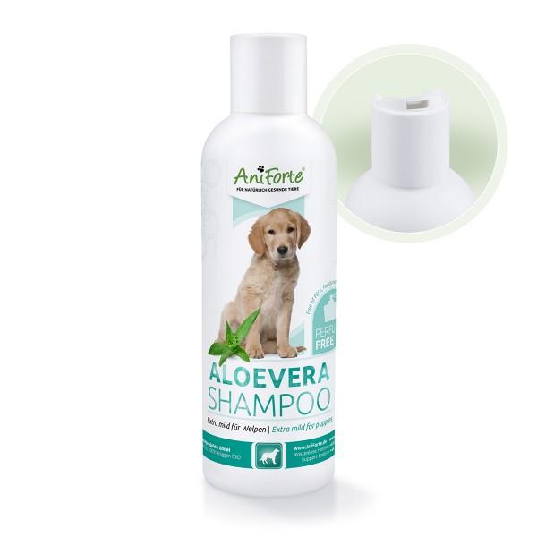AniForte Aloe Vera Welpen Shampoo 200ml