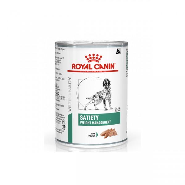 Royal Canin Hund Satiety Dosen