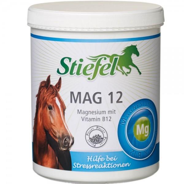 Stiefel Mag 12 Pellet
