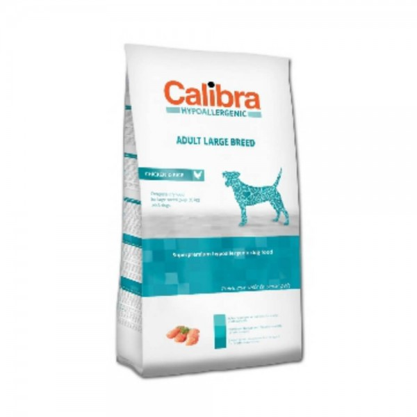 Calibra Dog Hypoallergenic Adult Large Breed