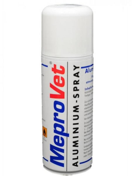 MeproVet Aluminium-Spray