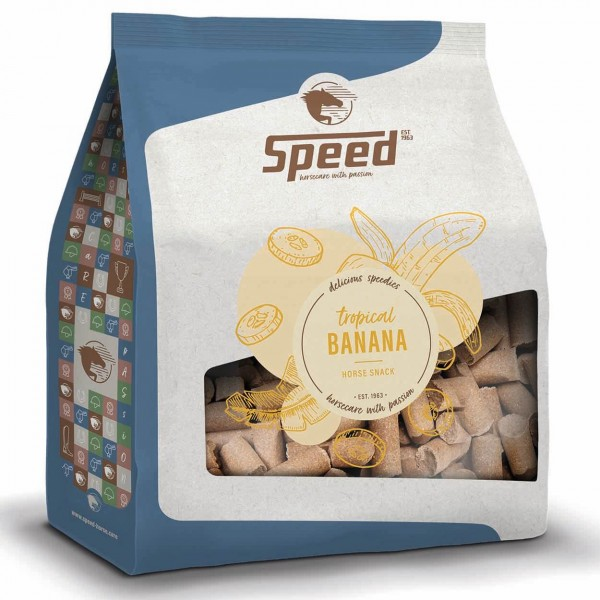 Speed delicious speedies BANANA 5kg
