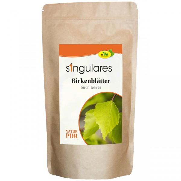 cdVet Singulares Birkenblätter 90 g