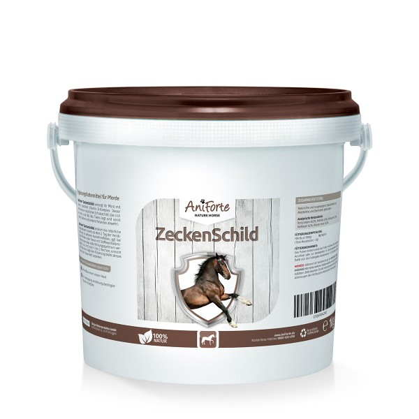 AniForte Pferd Zeckenschild 1kg