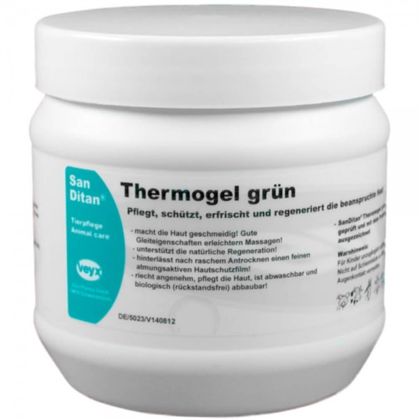 SanDitan Thermogel Grün