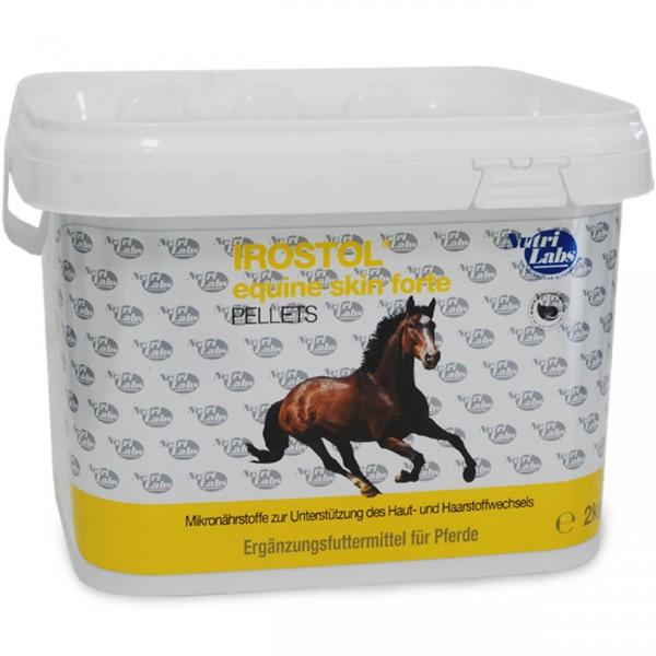 Nutri Labs Irostol equine skin forte 2kg