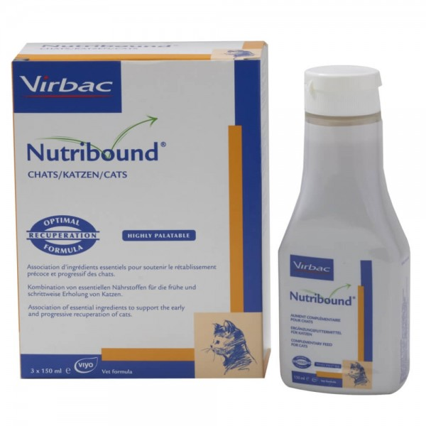 Nutribound Katze