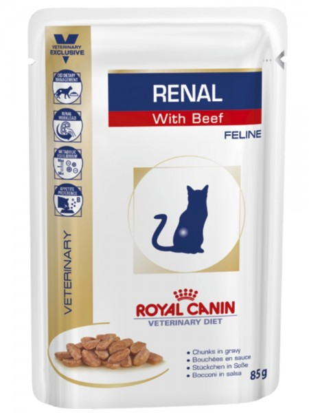 Royal canin Katze Renal Feucht