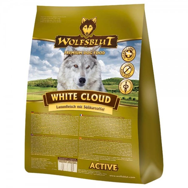 Wolfsblut White Cloud Active adult