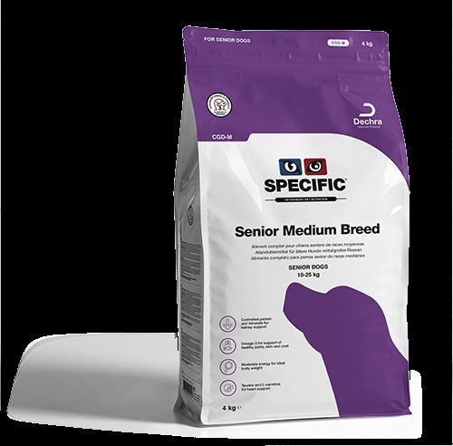 Specific CGD-M Senior medium breed 4kg