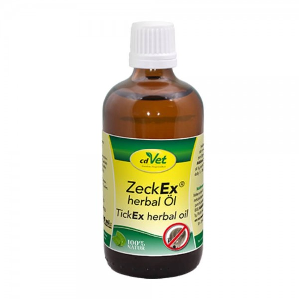 cdVet ZeckEx herbal Öl