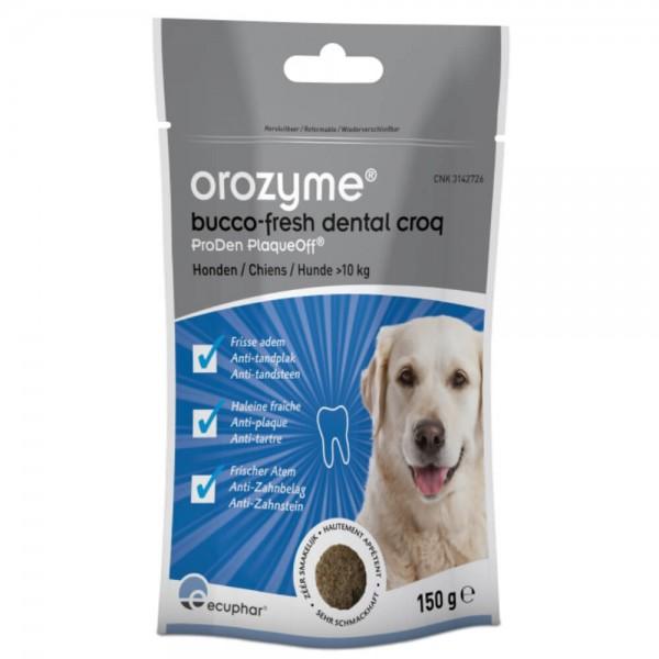 Orozyme Bucco-Fresh Dental Croq