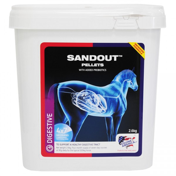 Equine Sand Out 2,6kg