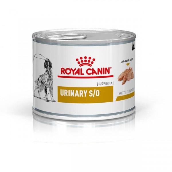 Royal Canin Hund Urinary S/O 12x200g Dosenfutter