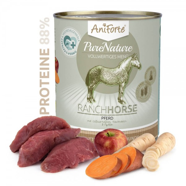 AniForte Pure Nature Ranch Horse Nass
