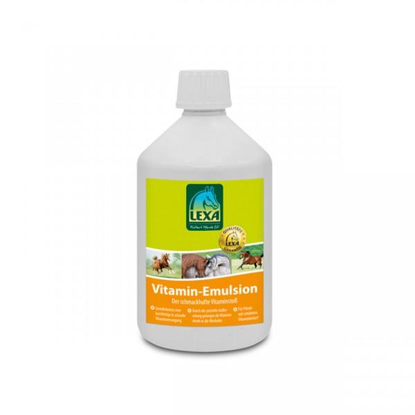 Lexa Vitamin Emulsion 500ml