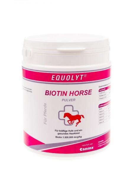 Canina Equolyt Biotin Horse Pulver
