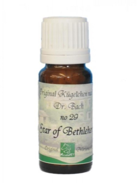 Bachblüten 29 Star of Bethlehem Globuli 10g