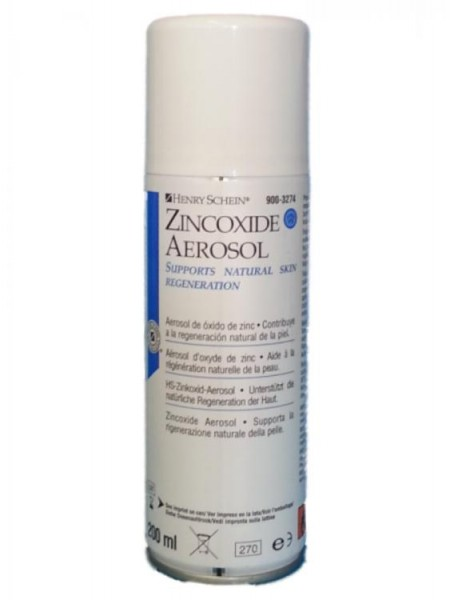 HS Zinkoxid Salben-Spray