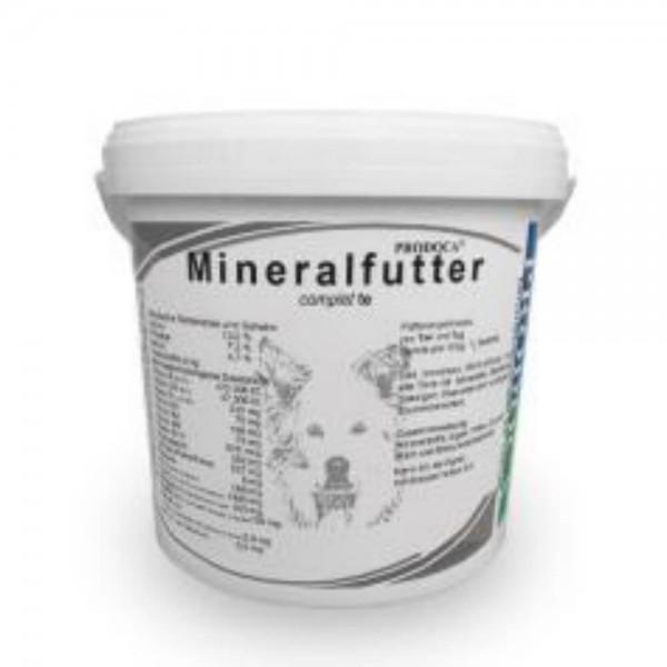 Prodoca Mineralfutter complete Hund