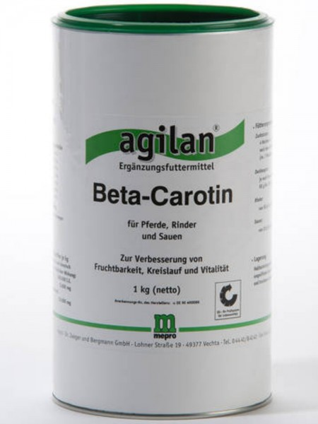 agilan Beta-Carotin 10kg