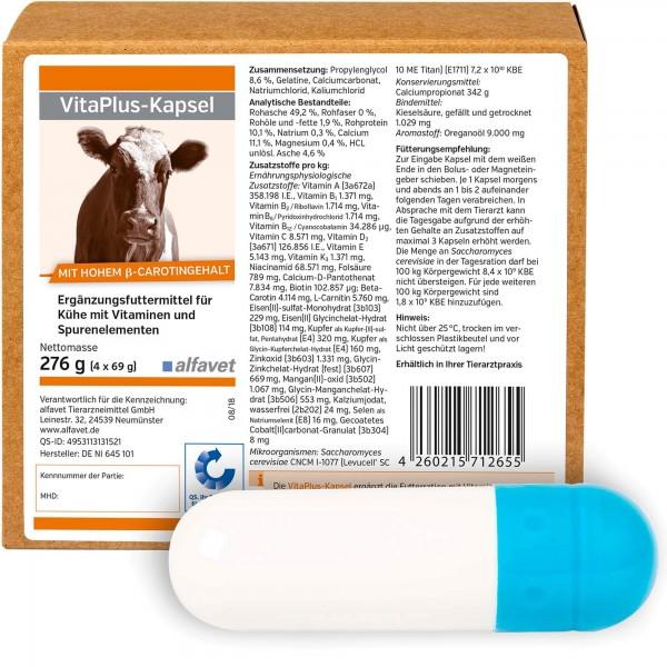 VitaPlus-Kapsel 4 x 69 g