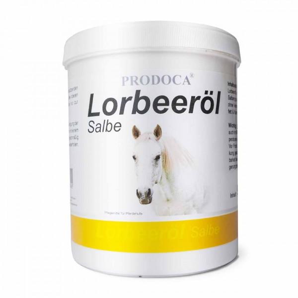 Prodoca Lorbeerölsalbe gelb