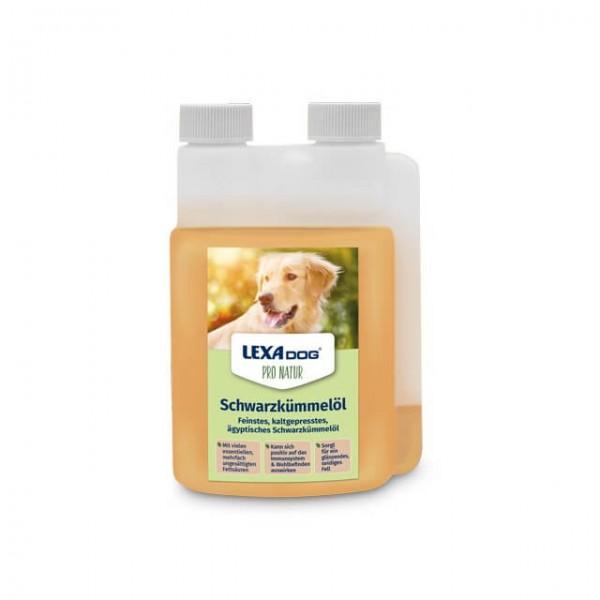 Lexa Dog Schwarzkümmelöl