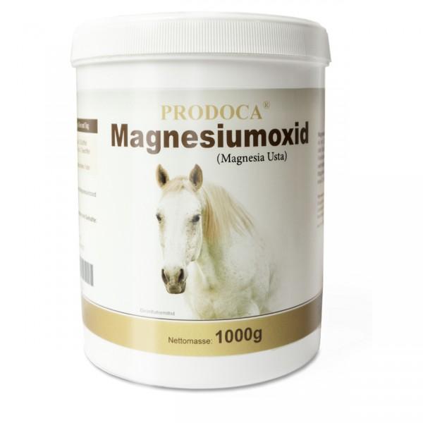 Prodoca Magnesiumoxid Pferd