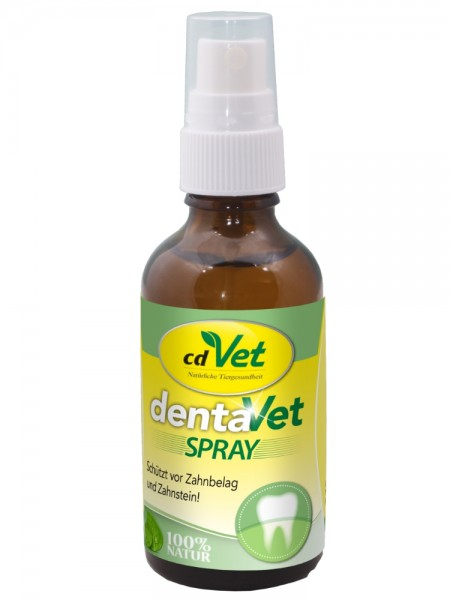 cdVet DentaVet Spray