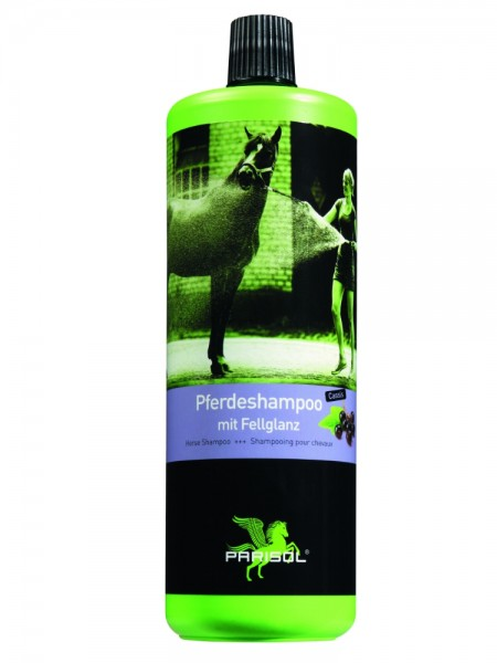 Parisol Pferdeshampoo-Cassis