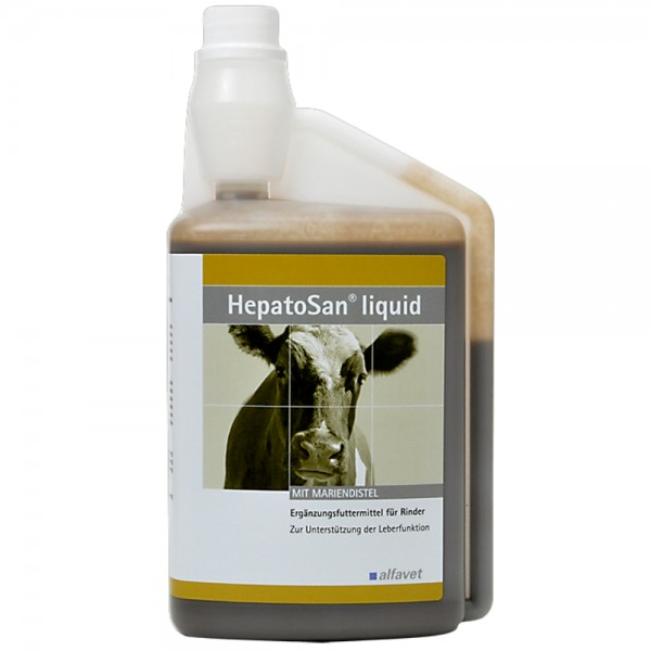 HepatoSan liquid