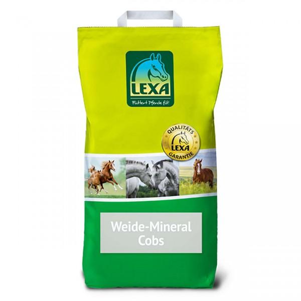 Lexa Weide Mineral Cobs 9kg